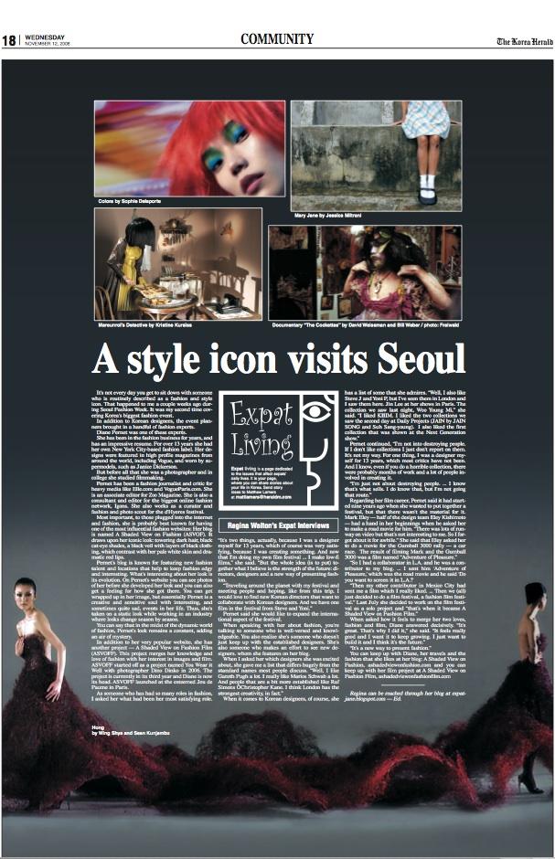 ASVOFF Korea Herald