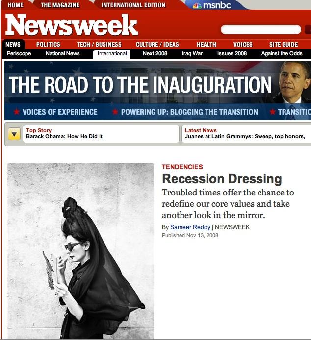 Newsweek 14-11-08