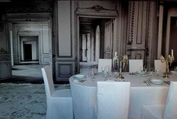 maison martin margiela does elle decor suite in paris indigo magazine. Black Bedroom Furniture Sets. Home Design Ideas