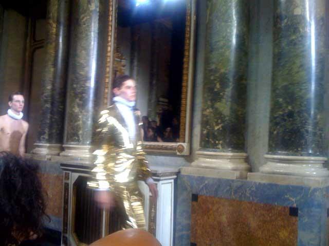 Les hommes gold