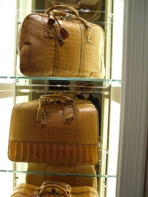 Croc bags