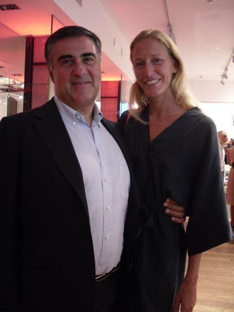 Georgina and her man