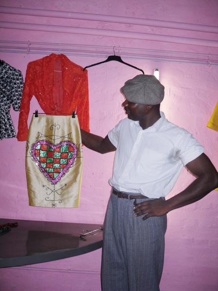 Amechi and skirt_shirt