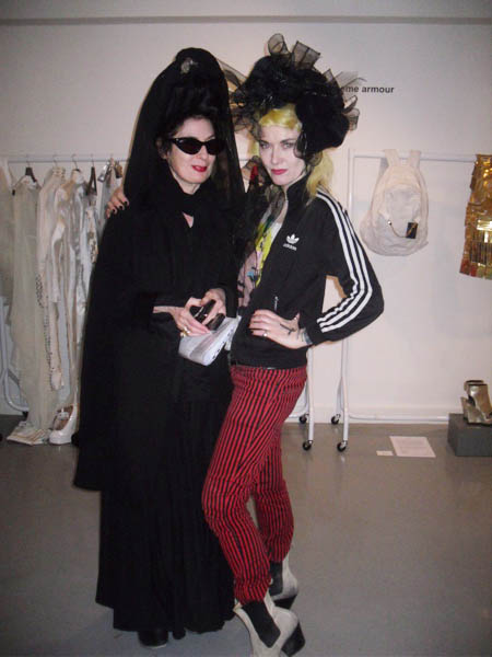 DP and Pam Hogg