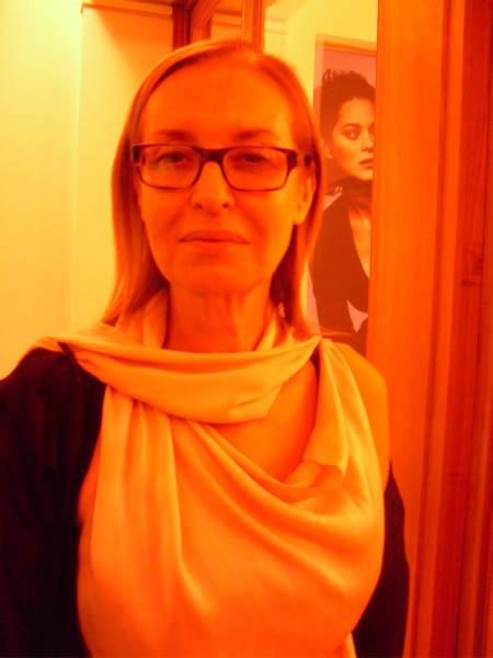 Curator of exhibition