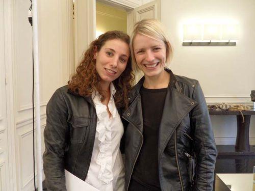 NCamilla Di Napoli and Maria Schoenhofer