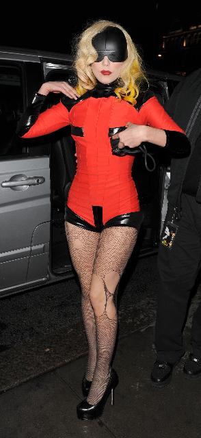 Lady Gaga in MYKITA Yuri