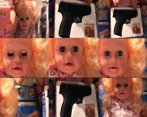 5 Guns and Dolls multiscreen still