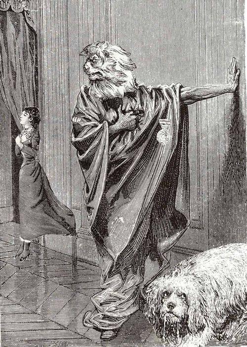 Max Ernst lion