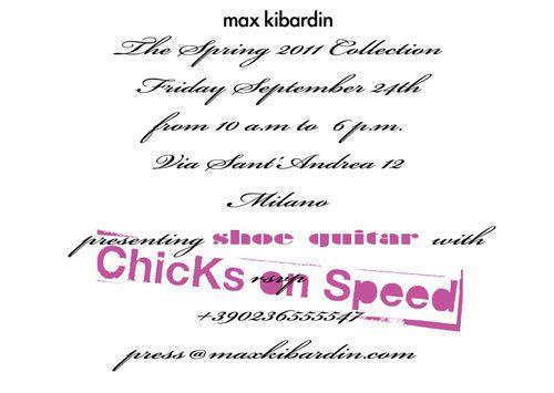 MAX.INVITATION