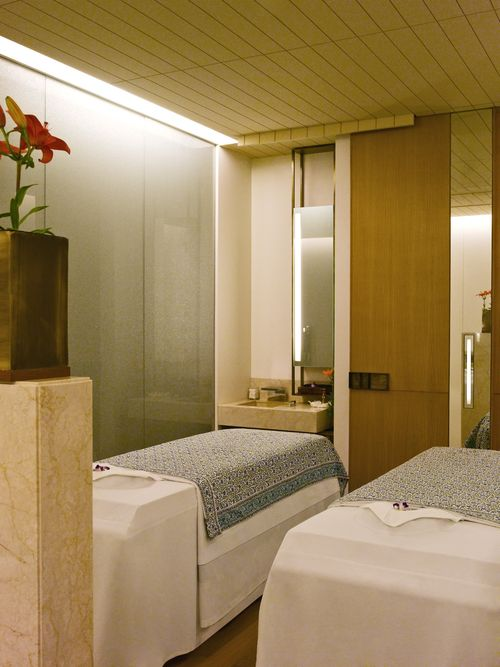 Deluxe suite at Trident spa & fitness centre, Trident, Nariman Point, Mumbai
