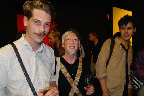Hugo and Two Tom