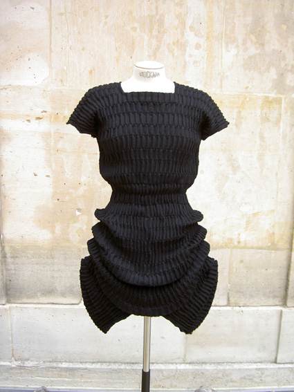 SB025 Wool Knit Dress
