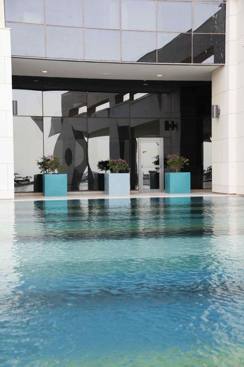 Missoni pool