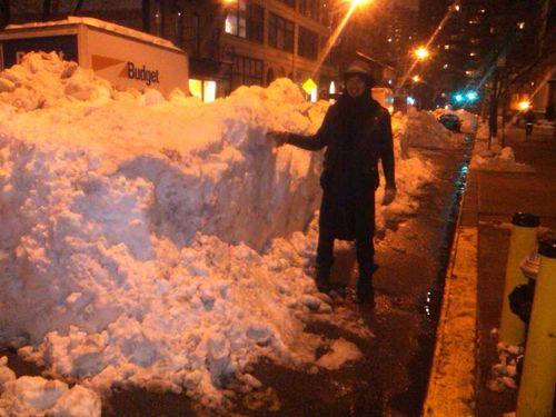 Miguel snow
