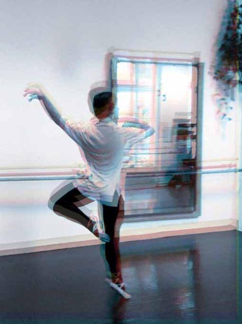 Dance-3D