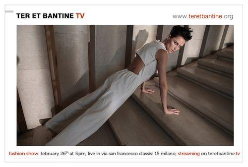 Ter et Bantine AW1112 teaser