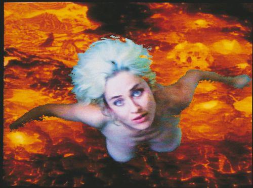Pipilotti Rist_Selfless in the Bath of Lava
