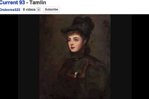 Current 93- Tamlin