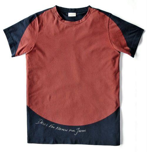 T shirt Japan 012C