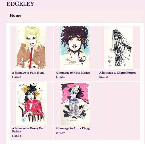EDGELEY illustrations
