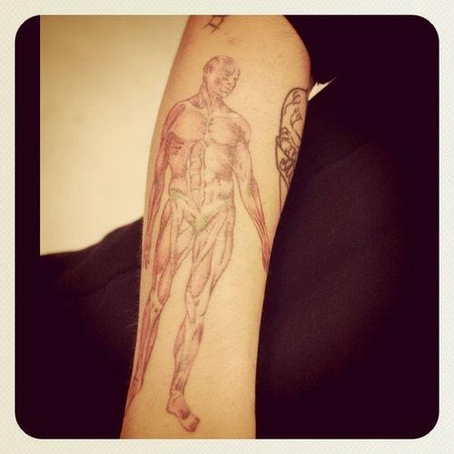 Tattoo of Roi