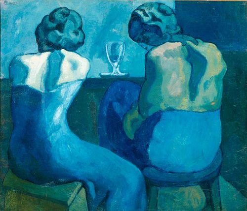 Picasso-deuxfemmesaubar-stein-hotel-jeu-de-paume-ile-saint-louis