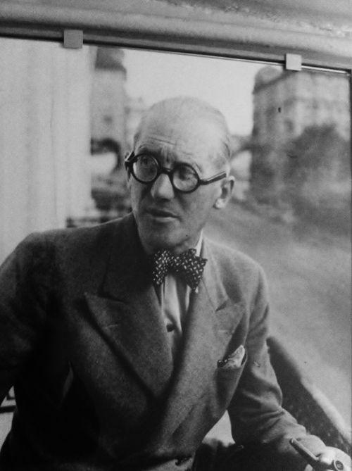 Le Corbusier par Marco de Rivera 043