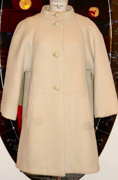 DIOR 60's coat 1