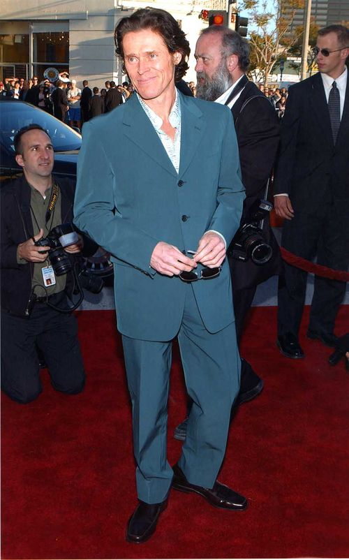 Willem Dafoe_Spiderman premiere_Apr 2002