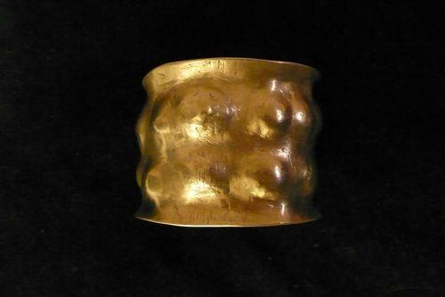 Ndouble curve bracelet