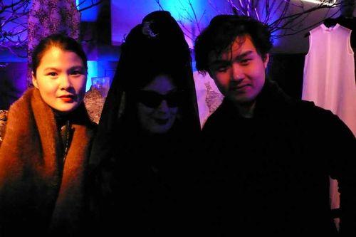 Huishan Zhang shaded