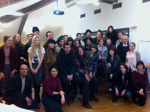 Gruppo master 2012