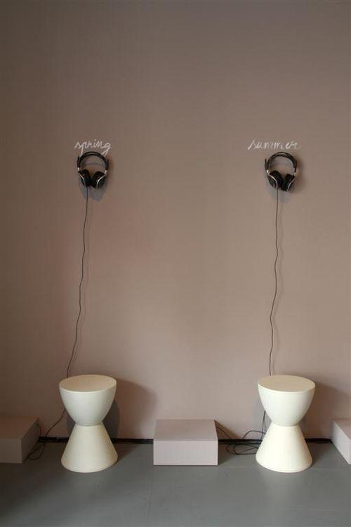 5. Rochi?e - The four seasons by night, 2010 - 2012; sound installation