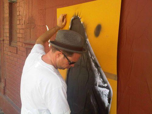 Nick Walker DP Stencil starts