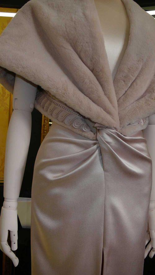 Givenchy drape