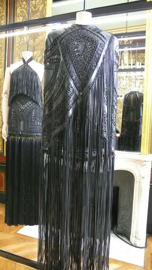 The Givenchy fringes