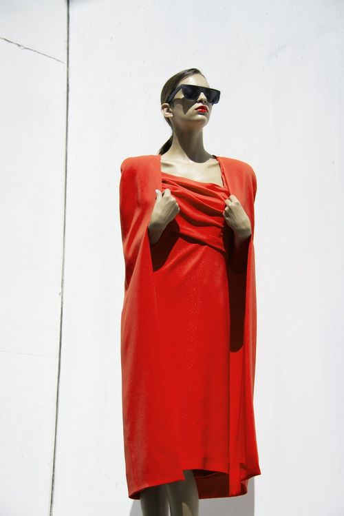 SCARLET RED TOM FORD,  photography by Filep Motwary  0801