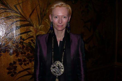 NTilda in Dragon Necklace