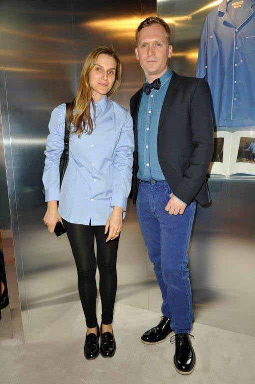 Gaia Repossi and Thomas Persson