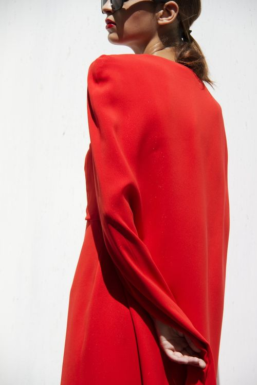 SCARLET RED TOM FORD,  photography by Filep Motwary  0804