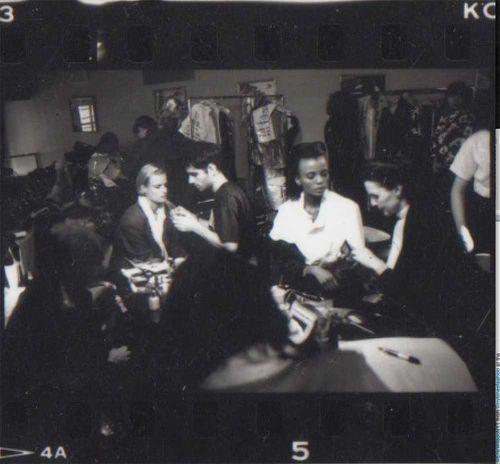 88 backstage