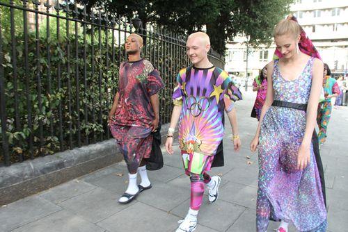 Roberto Piqueras London Fashion Week LFW Coco Capitan asvof Diane Pernet FadFix (3)