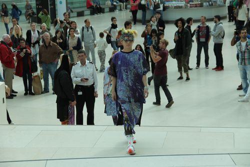 Roberto Piqueras London Fashion Week LFW Coco Capitan asvof Diane Pernet FadFix (10)