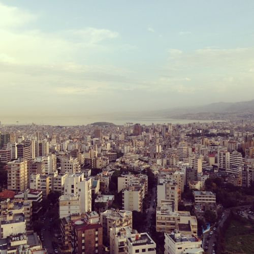 Beirut my room with a view