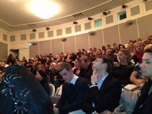 1 audience ASVOFF St Petes