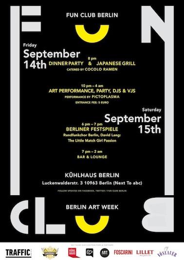 Fun Club Berlin_INVITATION