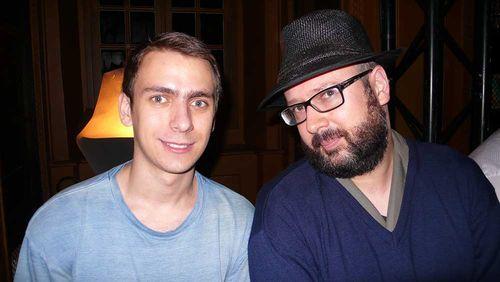 Valentin and Philippe