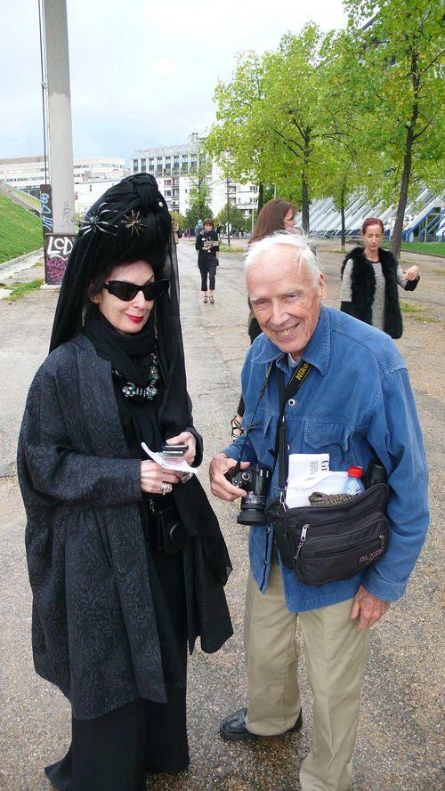 DP and Bill Cunningham