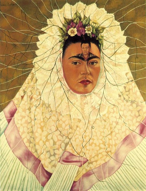 Frida-kahlo-1943-self-portrait-as-a-tehuana-diego-in-my-thoughts-2